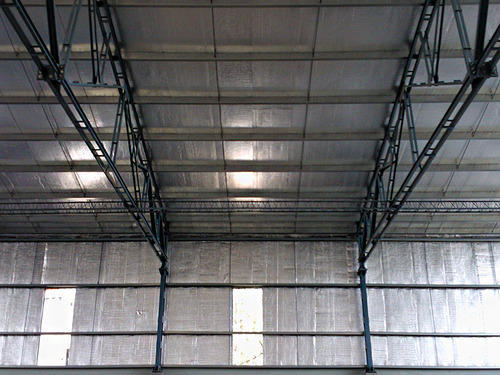 Under Roof Insulation Under Roof Insulation Material Manufacturer From Ahmedabad