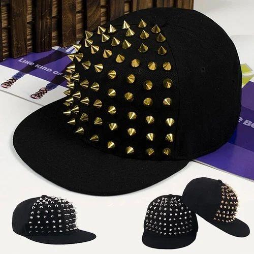 0fb80ec4d5d Black Silver And Gold Hiphop Cap
