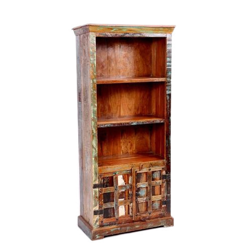 Reclaimed Wood Bookshelf At Rs 8850 Piece