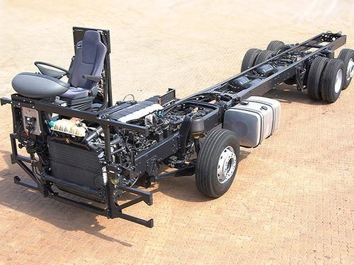 bus chassis manufacturer from hosur