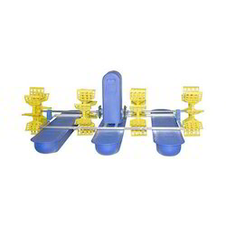 Maruthi 2 Hp Paddle Wheel Aerator