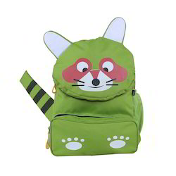 Green Small School Bag