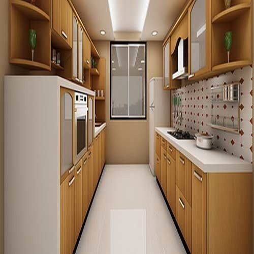 Client Specific Parallel Modular Kitchen, Rs 3000 /sqft