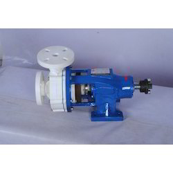 Horizontal Polypropylene Coupled Pump