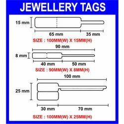 Jewellery Tags