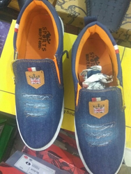 Fabric Casual Shoes