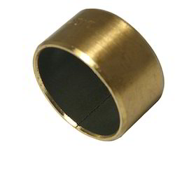 Wrapped Composite Dry Sliding Bearing