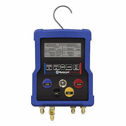 Electrical Wire Gauge Measuring Tool Digital Manifold: Mastercool 4 Way Digital Manifold Gauge At Rs 48204 /set