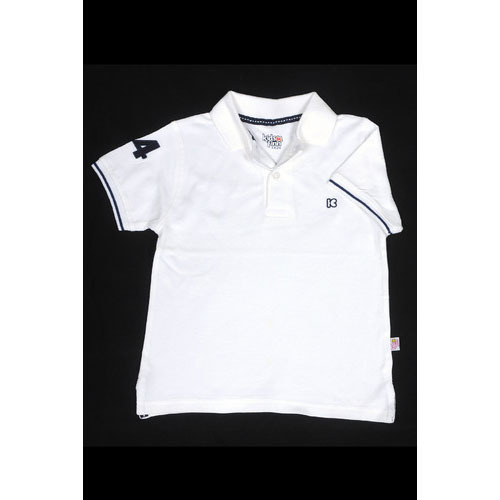 0fe5bc013 White Kids Plain Polo T-Shirt, Rs 100 /piece, The Business Of ...