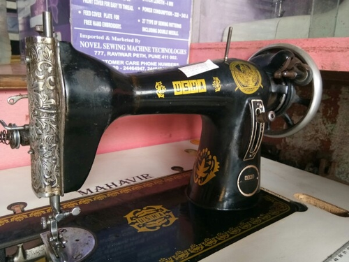 Automatic Sewing Machine Usha Sewing Machiin Wholesaler From Kalyan Mesmerizing Orbito Sewing Machine Manual
