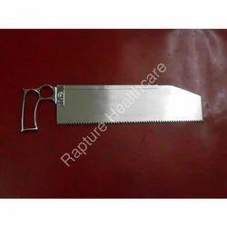 Rapture Stainless steel Amputation Saws