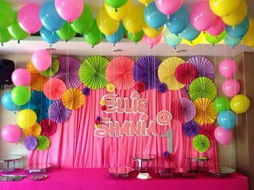 Balloon Decoration Ballon Decoration Wholesaler From Delhi
