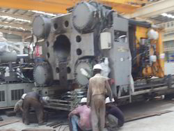 Injection Molding Machine Relocation