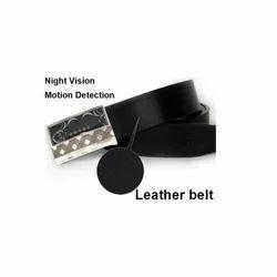 SPY Leather Belt Camera Night Vision