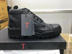 TSF Police Shoe Black