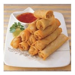 Frozen Chicken Spring Roll