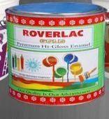 Roverlac Gold Enamel Paints