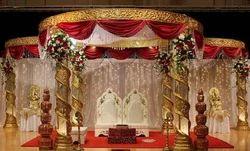 Wedding Fiber Stage