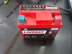 Livfast 2 Wheeler Battery