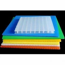 PP Corrugated Flute Board