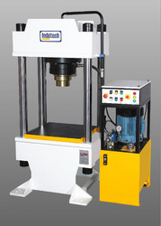 20 Ton Four Pillar Type Hydraulic Press