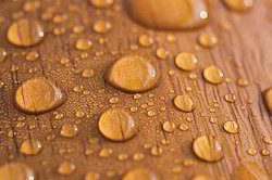 Polymeric Based Dust & Water Repellent Coating For Wood