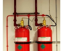 Novec 1230 Fluid - Clean Agent Suppression Systems