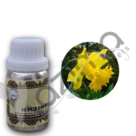 Kazima Pure & Natural Narcissus Attar Oil 100%