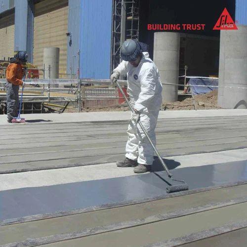 Sika Water Dispersed Polyurethane Based Coating, 50 Kg / Set