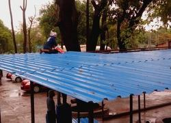 Corrugated Profile Roofing Sheets