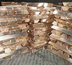 Beryllium Copper Master Alloys