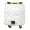 Rope Tandoor With Top Granite