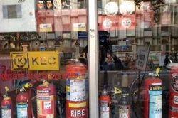 Dry Powder Type Extinguisher