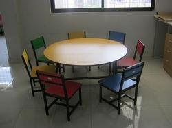 School Nursery Table Chair