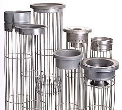 Filter Bag Retainers Cages