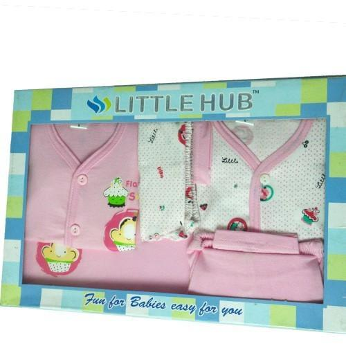 Little hub born baby gift set at rs 135 piece baby gift set little hub born baby gift set negle Gallery