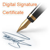 Digital Signature Certification