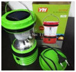 YH Solar Mobile Charger With Light