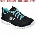 Skechers Sports Shoes Ladies, Size: 4 To 7