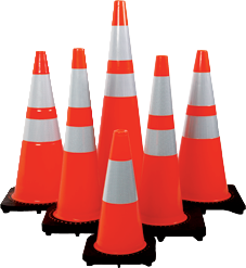 Road Safety Traffic Cone Mould, Thickness: 2 To 3 Mm