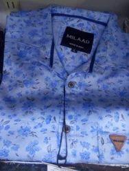 Printed Men Shirt