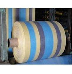 Coloured Strips HDPE & PP Woven Fabrics
