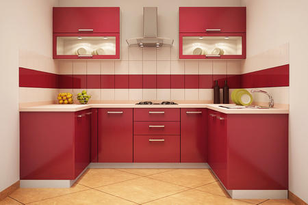 modular kitchen - u shaped modular kitchen authorized wholesale