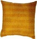 Indian Handmade Kantha Work Silk Cushion Covers