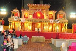 Marwad Wedding Stage