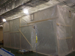 Dust Free Enclosure