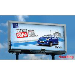 Outdoor Hording Advertising Service