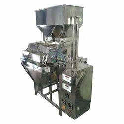 Semi Auto Linear Weigh Metric Filling Machine