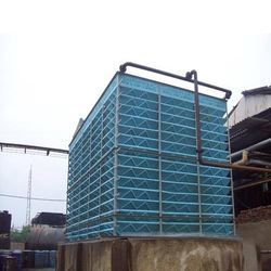Motto Tech FRP Natural Draft Cooling Tower
