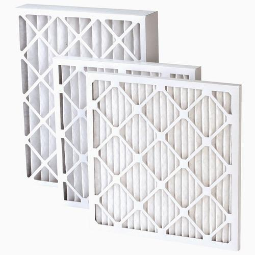 Polypropylene White Pleated Filter